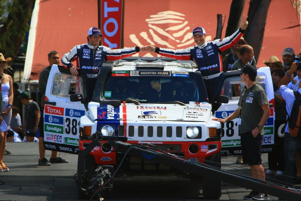 First stage of Dakar Rally cancelled