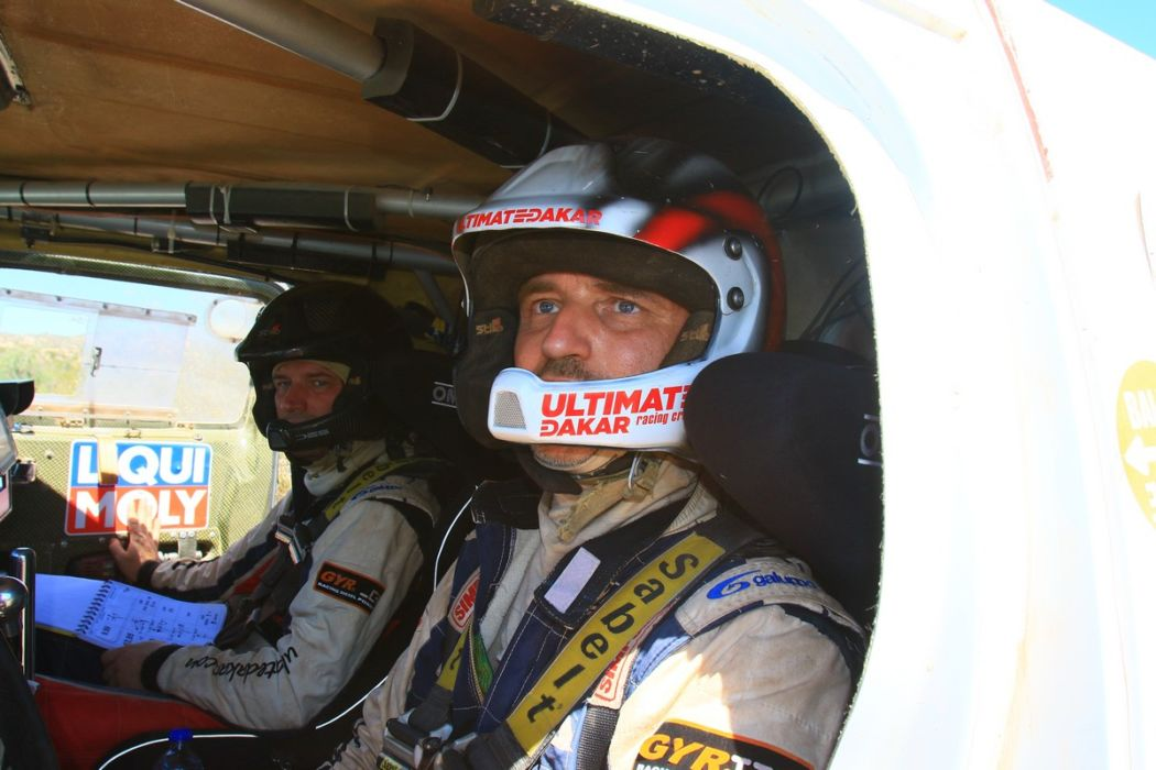 A special opportunity for Buggyra Ultimate Dakar