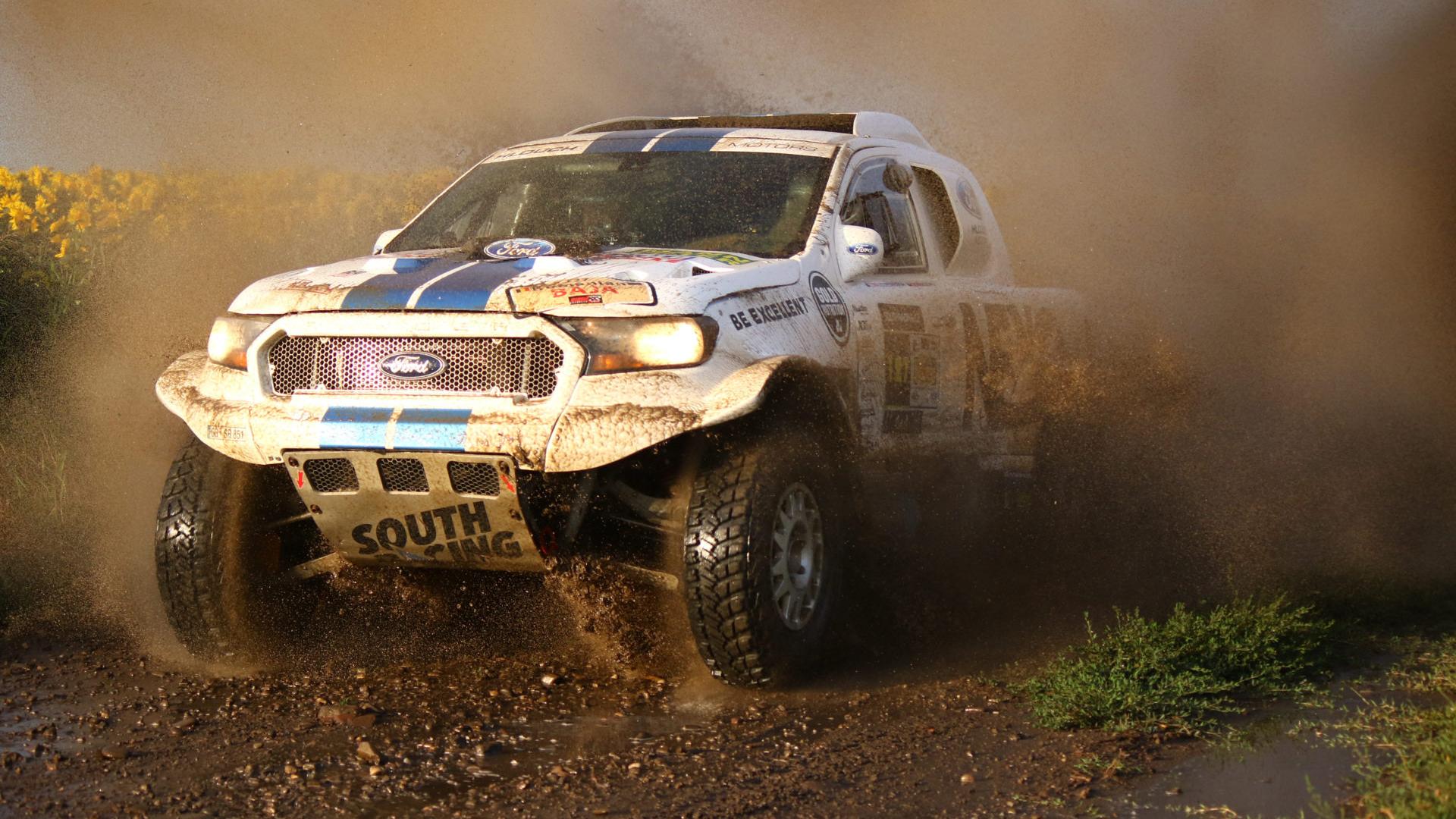 Dakarský Ford Ranger se představí v Poříčí